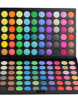 120 Eyeshadow Palette Matte / Shimmer Eyeshadow palette Cream Large Daily Makeup 120-2#