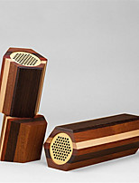MUDU Bluetooth Speaker 4 Kinds of Pure Solid Wood Sound Car Audio