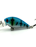 1 pcs Jig Head Black / Yellow / Blue 0.01 g Ounce mm inch,Metal Sea Fishing