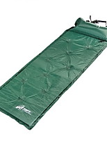 Others Moistureproof/Moisture Permeability / Waterproof Inflated Mat / Camping Pad / Picnic Pad Green / Blue Camping PVC