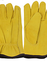 AB-Level Security Protective Gloves  Color Golden Yellow