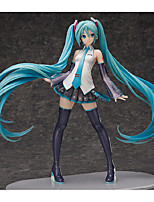 Vocaloid Hatsune Miku PVC 42cm Anime Action Figures Model Toys Doll Toy 1pc