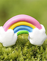 E Micro-Moss Micro-Landscape Decorative Decoration Rainbow Bridge Decoration DIY Materials