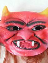 1pc avec un masque facial pour costume de halloween