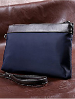 Men Oxford Cloth / Nylon Casual Clutch