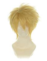 amnésie toma or lumière coupole polyvalent Perruques perruques synthétiques perruques de costume