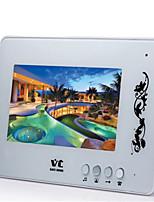 800*600 120 КМОП дверной системы Беспроводной Многоквартирные видео дверной звонок