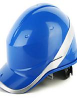 abs casque isolé (bl-bleu)