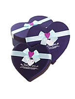 note Size L Yards 28*27*10.5cm M Yards 24.5*23.5*9cm S Yards 21.5*20.5*7cm Romantic Valentine's Paper Gift Gift Box 3 Times