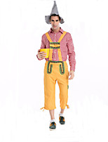 Germany Beer Halloween Costume Men Suspender Pant Carnival Costume