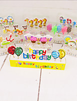 Eco-friendly Material Wedding Decorations-144Piece/Set Spring Summer Fall Winter Personalized