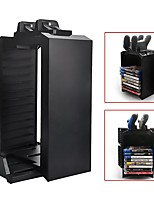 PS4 Multifunctional Storage Stand Kit With Playstation 4 Controllers Dual Charging Station