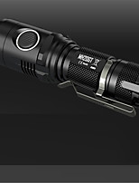 Nitecore   MH20GT LED Flashlights/Torch LED 1000 Lumens 5 Mode Cree Lithium Battery Impact Resistant / Super Light / Compact Size