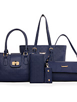 Women PU Formal / Casual / Office & Career Bag Sets