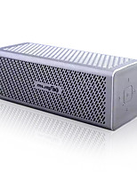 RICHSO Metal Storm Subwoofer Bluetooth Speakers & LED Light with Stereo FM AUX Built in Mic / USB / TF