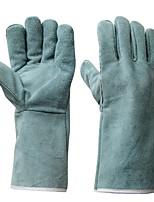gants en cuir de protection thermique