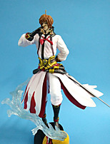 Cosplay PVC 20cm Anime Action Figures Model Toys Doll Toy Glory of the King Li Bai