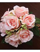 Свадебные цветы Круглый Розы Букеты Свадьба Гербарий 19,7