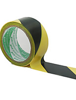 (Note Package 2 Black And Yellow Size 18m * 4.8cm *) Warning Tape