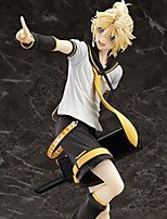 Cosplay Kagamine Len PVC 22cm Anime Action Figures Model Toys Doll Toy