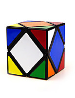 Shengshou Magic Cube Skewb Professional Level Smooth Speed Cube Black Smooth Sticker Feng Anti-pop