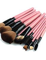 15 Blush Brush / Eyeshadow Brush / Brow Brush / Eyeliner Brush Others Professional / Travel / Full Coverage Plastic