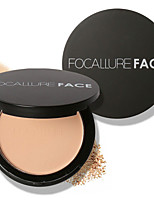 FOCALLURE 3 Colors Make Up Face Powder