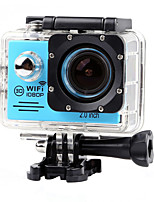 Lightdow LD6000 1080P HD Sports Action Camera Bundle with NT96655 Chip 2.0 LCD 170 Wide Angle Lens