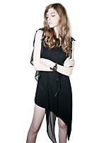 Women's Casual Vintage / Punk & Gothic Shift Dress
