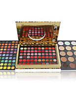 135 Eyeshadow Palette Matte / Shimmer Eyeshadow palette Cream Large Daily Makeup