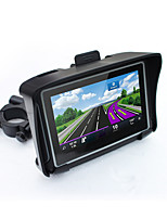 горячий 4,3 водонепроницаемый IPX7 мотоцикл GPS навигация мото навигатор с FM Bluetooth 8g вспышки prolech GPS автомобиля мотоцикла