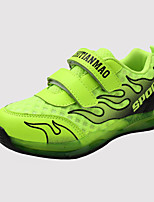 Hot Led Shoes for Children Lightweight Kids Sneakers Breathable Weave Sneaker Boys and Girls Neon Shoes