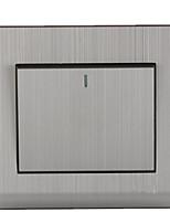 wyatt socket interrupteur mural ouvrir un interrupteur de commande simple 1 open prise interrupteur mural 86 de type / trois package à