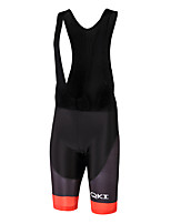 Sportovní Cyklokraťasy se šlemi Unisex Prodyšné / Rychleschnoucí / Anatomický design / Nositelný Jezdit na kole Cyklistické šortky