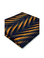Для мужчин Винтаж / Очаровательный / Для вечеринки / Для офиса / На каждый день Платок / аскотский галстук,Искусственный шёлк