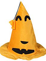 1pc citrouille d'Halloween chapeau accessoires costume de fête