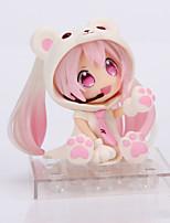 Vocaloid Hatsune Miku PVC 7cm Anime Action Figures Model Toys Doll Toy 1pc