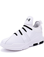 Men's Sneakers Spring Summer Fall Winter Comfort PU Outdoor Athletic Casual Walking