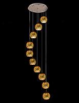 40W מנורות תלויות ,  מסורתי/ קלאסי Electroplated מאפיין for סגנון קטן מתכתחדר שינה / חדר אוכל / חדר עבודה / משרד / חדר ילדים / מסדרון /