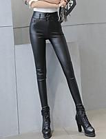סטרצ'י (נמתח) - סקיני - מכנסי נשים(פוליאוריתן)