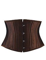 Serre Taille Vêtement de nuit Femme,Sportif Couleur Pleine-Moyen Spandex Multi-couleur Aux femmes