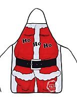décoration de Noël le père noël fantaisie tablier cadeau de nouveauté pour tablier de cuisine Santa sac  natal