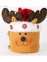 Elk Christmas Gift Bag Gift Bag