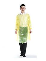 Hiking Raincoat/Poncho Unisex Waterproof / Windproof / Lightweight Materials  PE