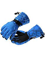lyžařské rukavice Celý prst / Zimní rukavice Dámské / Pánské Akvitita a sport Zahřívací / Voděodolný / Zateplená podšívkaLyže / Snowboard