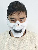 1PC The Emirates Skeleton Mask For Halloween Costume Party