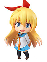 Nisekoi kirisaki Chitoge PVC 10cm Anime Action-Figuren Modell Spielzeug Puppe Spielzeug