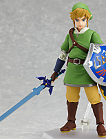 The Legend of Zelda Cosplay PVC 15cm Anime Action Figures Model Toys Doll Toy 1pc