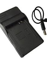 cámara móvil cargador de batería 10a micro USB para Samsung SLB-10a 11a Canon NB-6L Panasonic bcl7e bcm13e