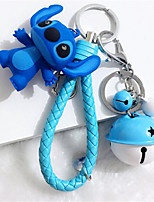 Luminous ornament stitch braided rope Lovely car bag couple pendant